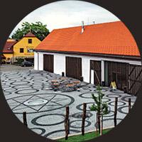 Vinařská stodola